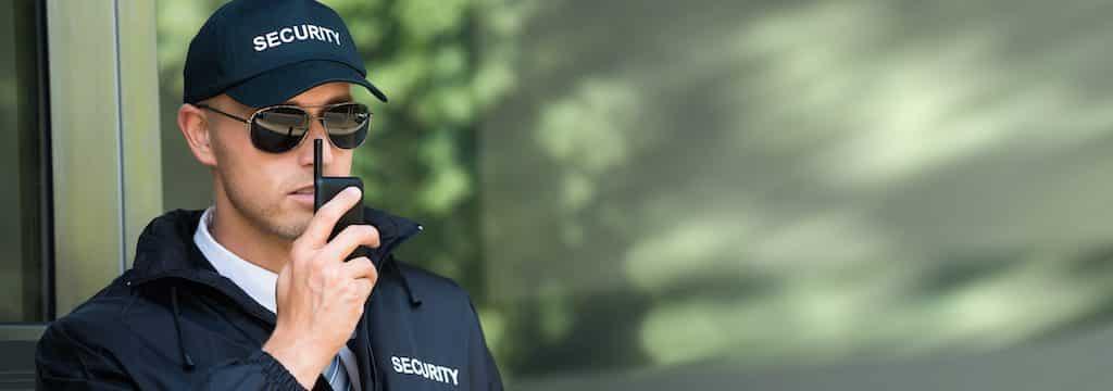 Contract Concierge Services SSR Security