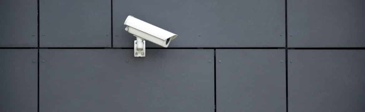 Security guards in Burnaby use security cameras